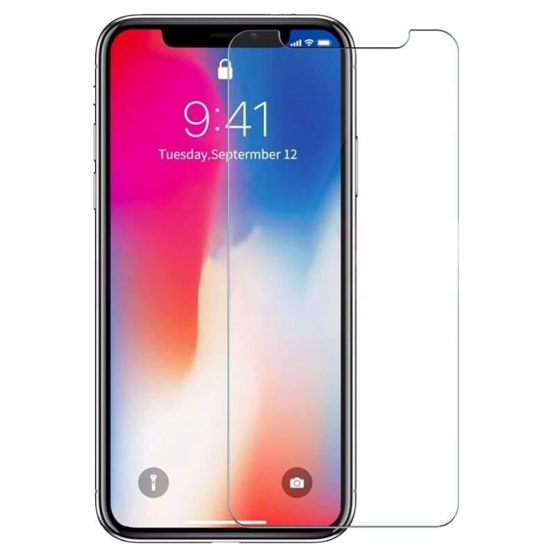 Film en verre trempé 0,26mm pour iPhone X, iPhone XS, et iPhone 11 Pro