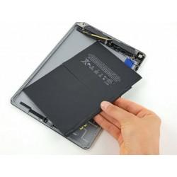 Remplacement des batteries sur iPad