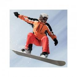 Casque de ski connecté